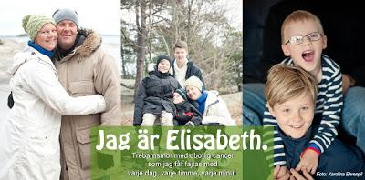 Jag är Elisabeth.