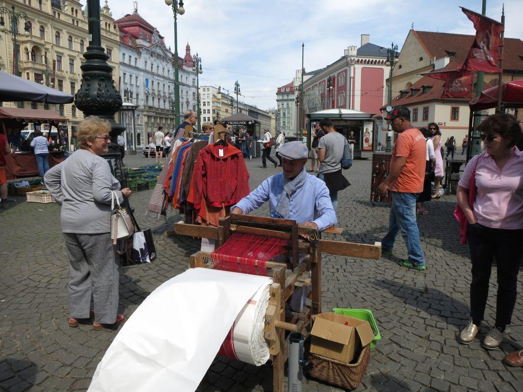 Prag market
